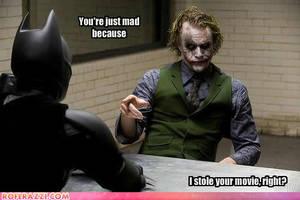 Why are you mad Batman? by Seastar52