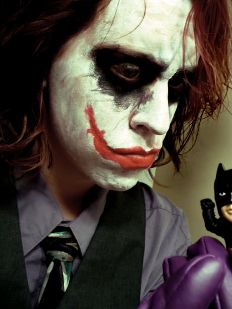 Kill the Batman by p1nkninja