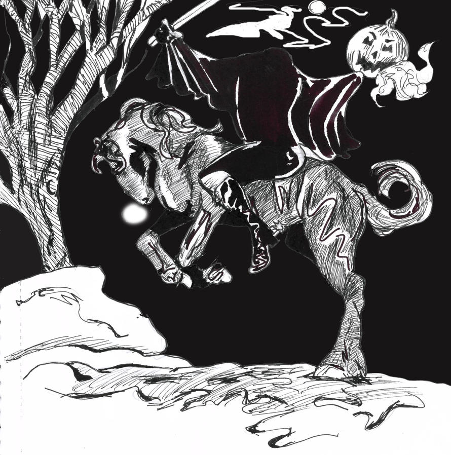 Sleepy Hollow by theterriblezodin