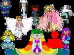 My Magical Girl Team