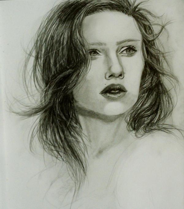 Scarlett Johansson by Felix-tah-cat1103