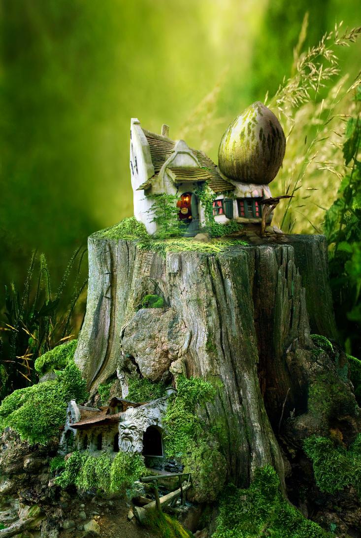 Home Sweet Home- vol.01 by Inspektor02