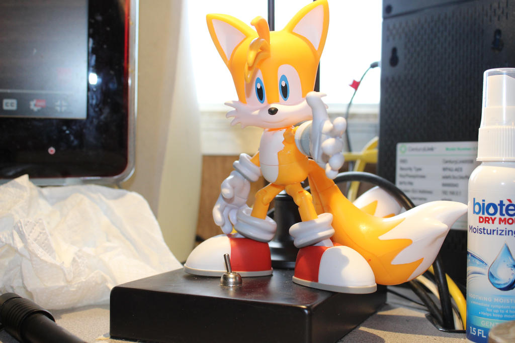Tails by CosmoCoyote