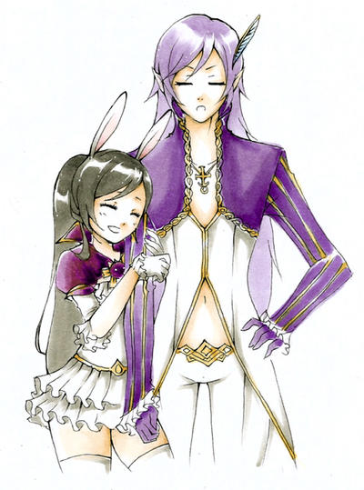 Master Kuja is the Best! by SweetPoison-Bunny