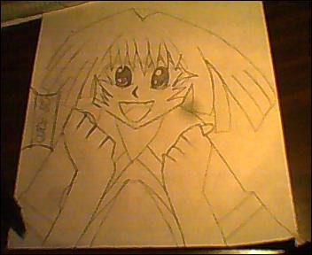 Chibi Vampire Karin 2 Line Wor by ChibiVampireFan68493