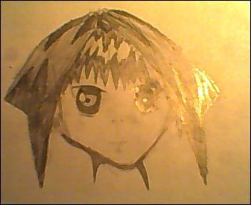 Chibi Vampire Chibi Karin Head by ChibiVampireFan68493