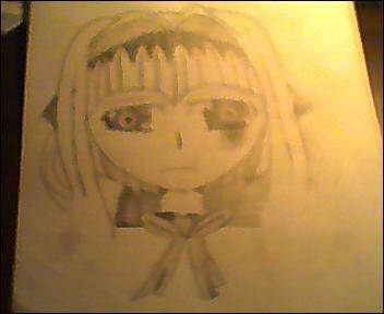 Chibi Vampire Anju by ChibiVampireFan68493