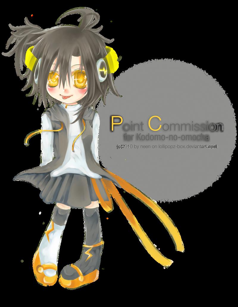 Point Commish : Kodomo-no-omocha 2