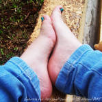 Gab's Beautiful Little Feet