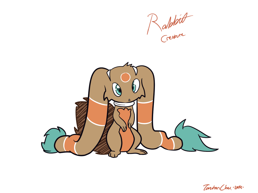Rabbit for adoption :open: by TantanChu