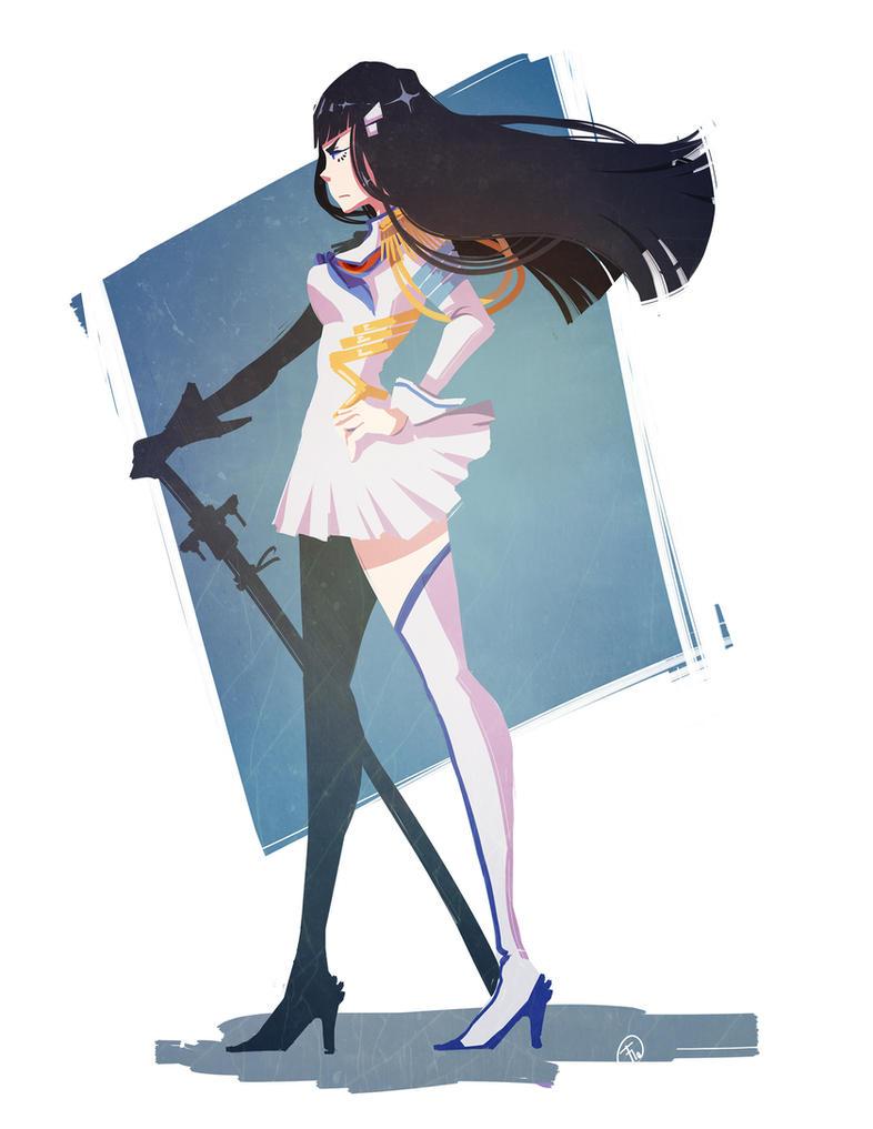 Satsuki sama by Manly-Rainbow