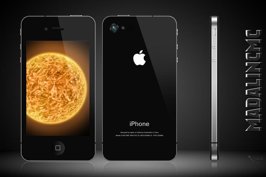 Iphone 4 by madalincmc