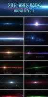 20 Lens Flares Pack-Moovie Effects
