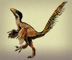Utahraptor update by pheaston