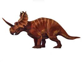 Centrosaurus by pheaston