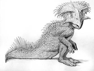Protoceratops by pheaston