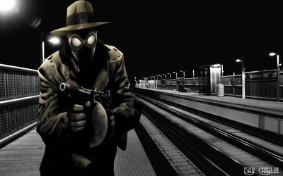 The Dark Robber