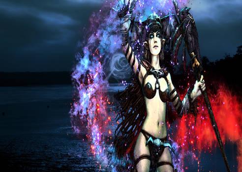 The Queen of Darkness