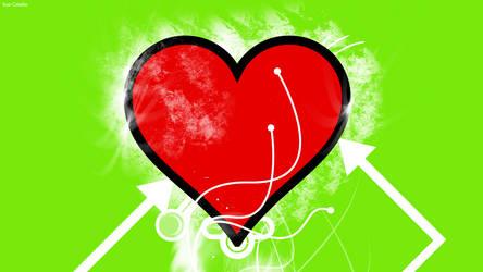 Heart Splash