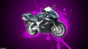 Honda CBR Abstract and Vectori