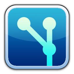 Flurry SourceTree Git icon by MDFang