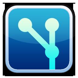 Flurry SourceTree Git icon