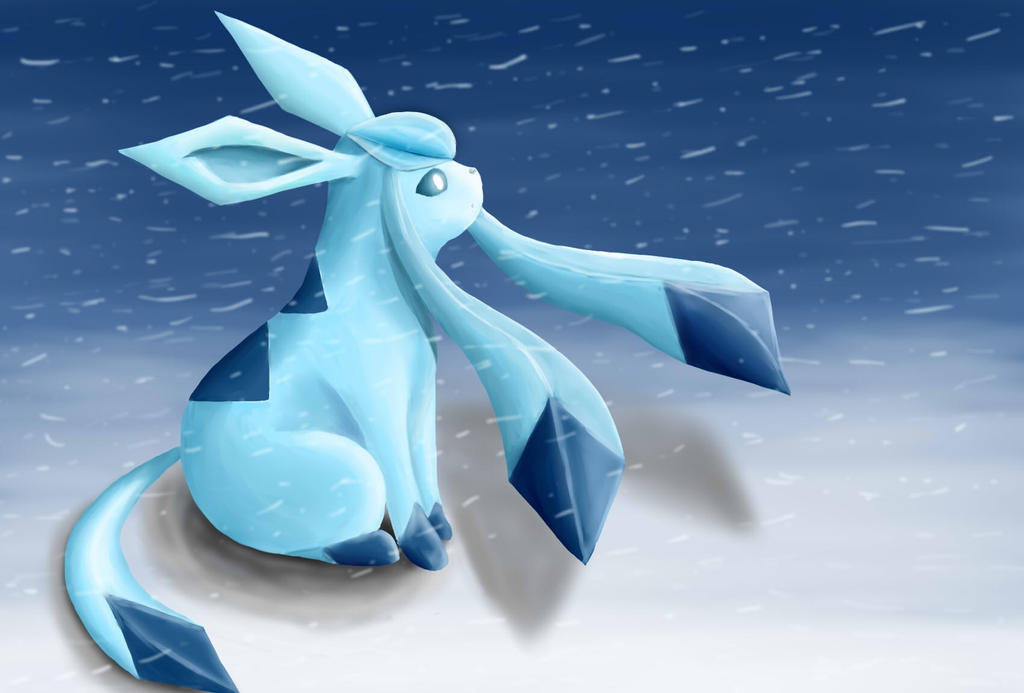 Glaceon by demystifying