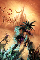 Witch Doctor Swag by uMpaArt