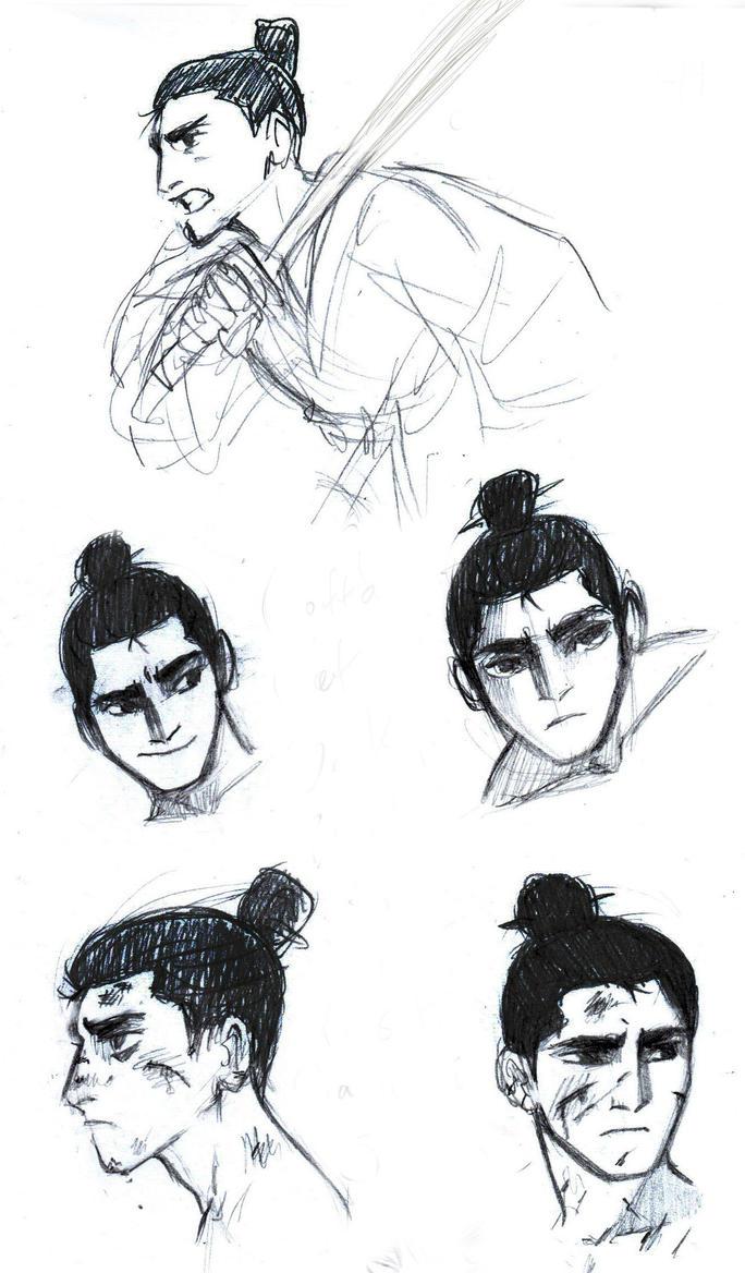 Samurai Jack By AlexandriaMonik