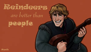 Sven, don't you think that's true?