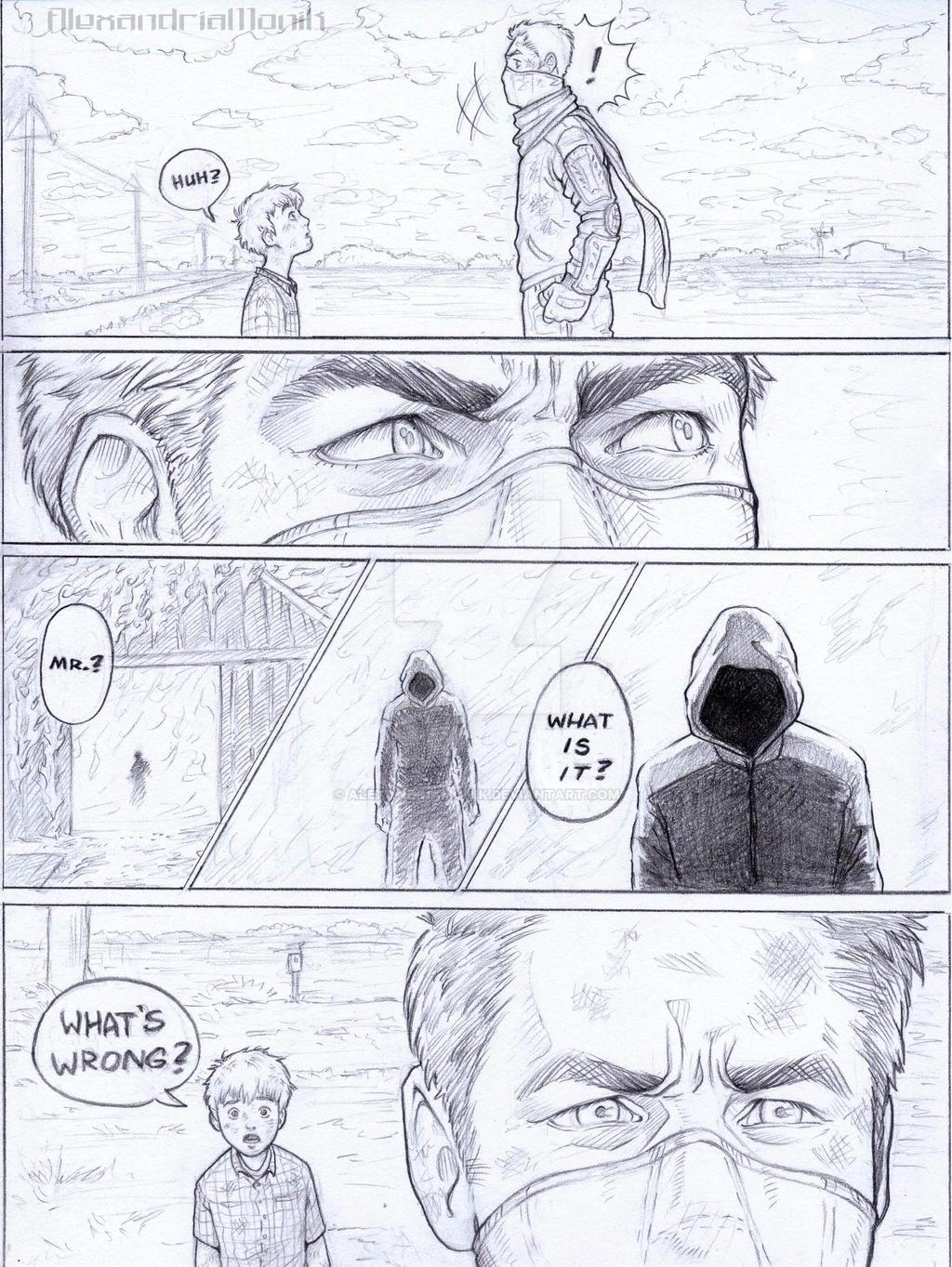 Slayte Comic by AlexandriaMonik