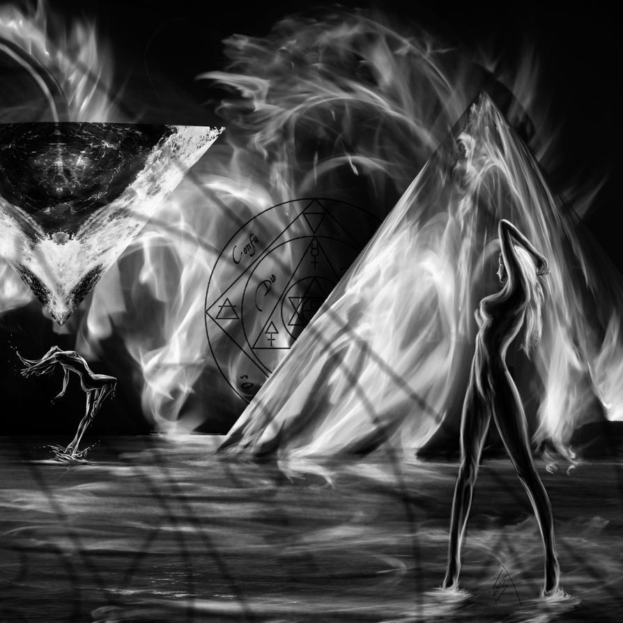 Trinites eau feu by soys