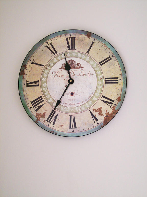 Wall Clock 06