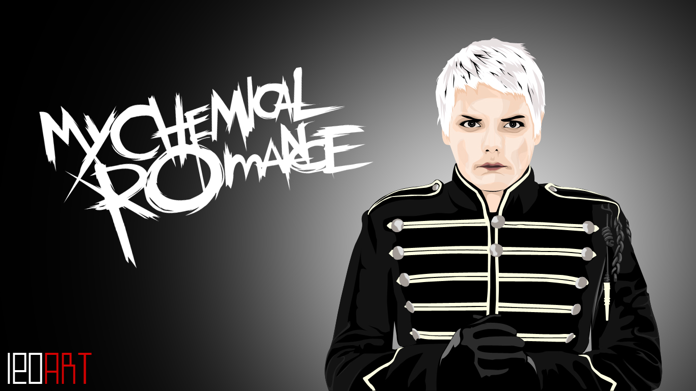 My chemical Romance - gerard way by lilthugz98 on DeviantArt