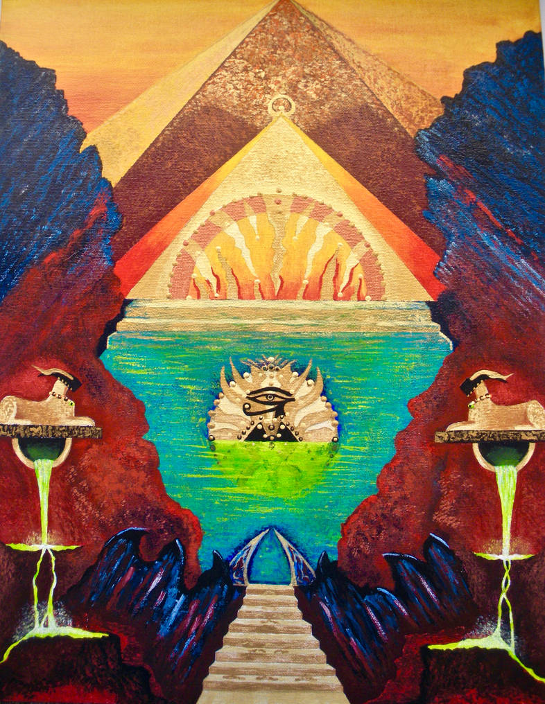 Temple: The Eye of Ra