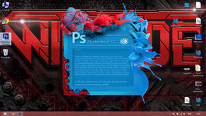 Photoshop CC custom Splash Screen