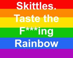 Skittles. by FloatingPetal16