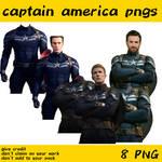 Model png 04 captain america