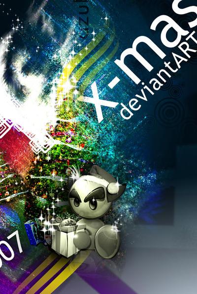 AZUL X-Mas 2007 by azularts