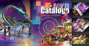 Cover Playgrounds Catalog