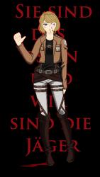 WIR SIND DIE JAGER by StillDollDemon