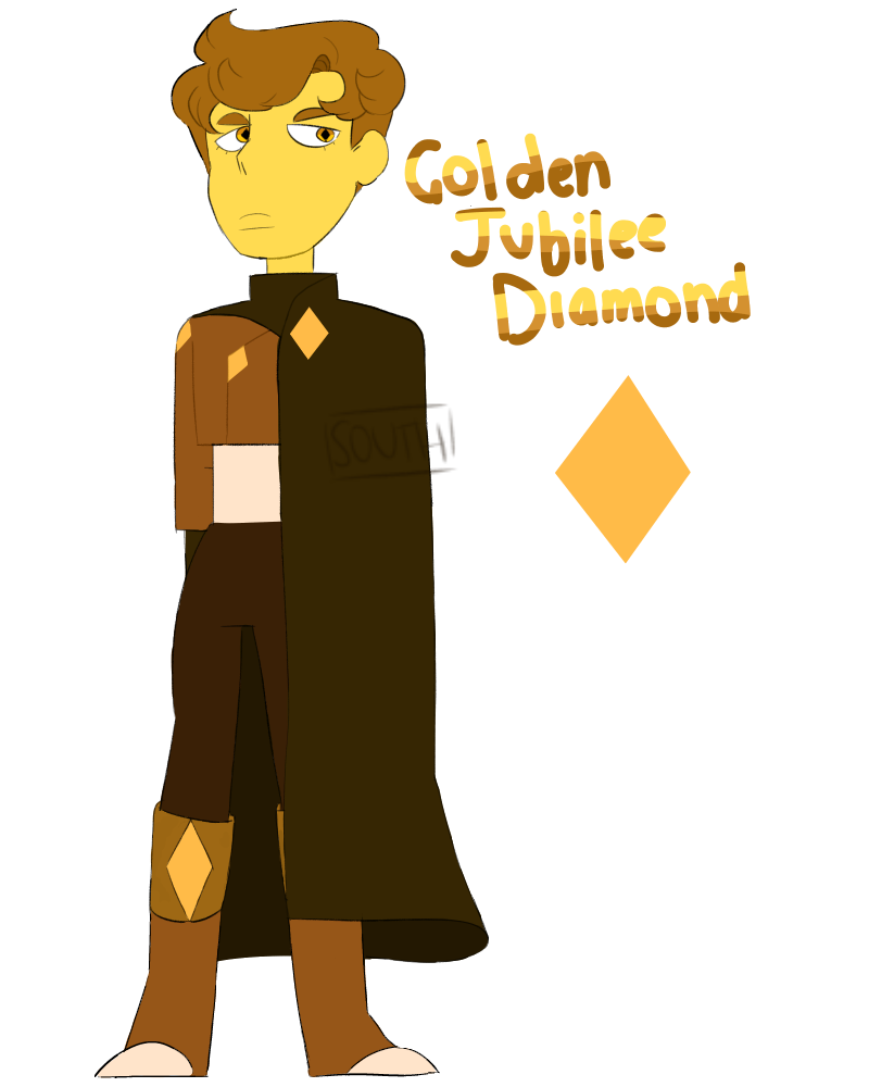 jubilee diamond art golden on hsis by deviantart