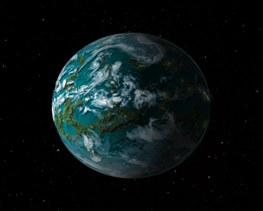 Alien Planets Images - Reverse Search