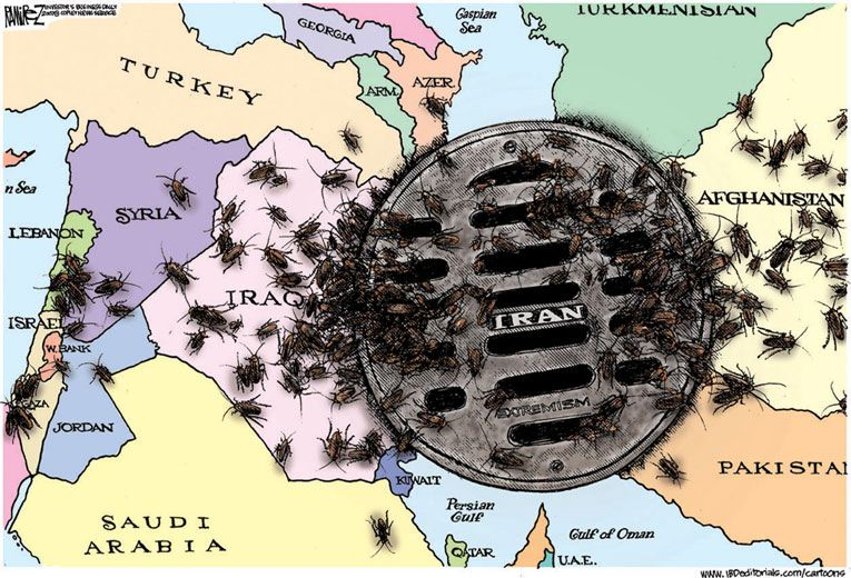 Political Cartoon 10 by SerasVictoria26