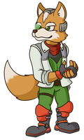 Fox McCloud - Collab
