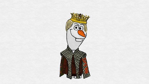 Olaf as Joffery