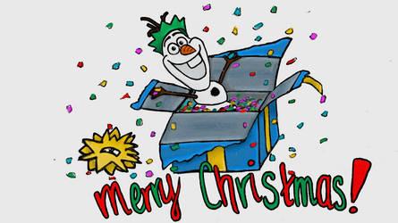 Merry Christmas Everyone!!!! by TortallMagic