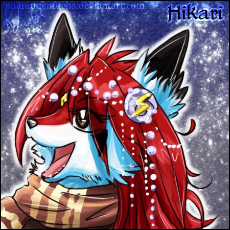 Hikari goes Starfox -lawlz- by Pharaonenfuchs