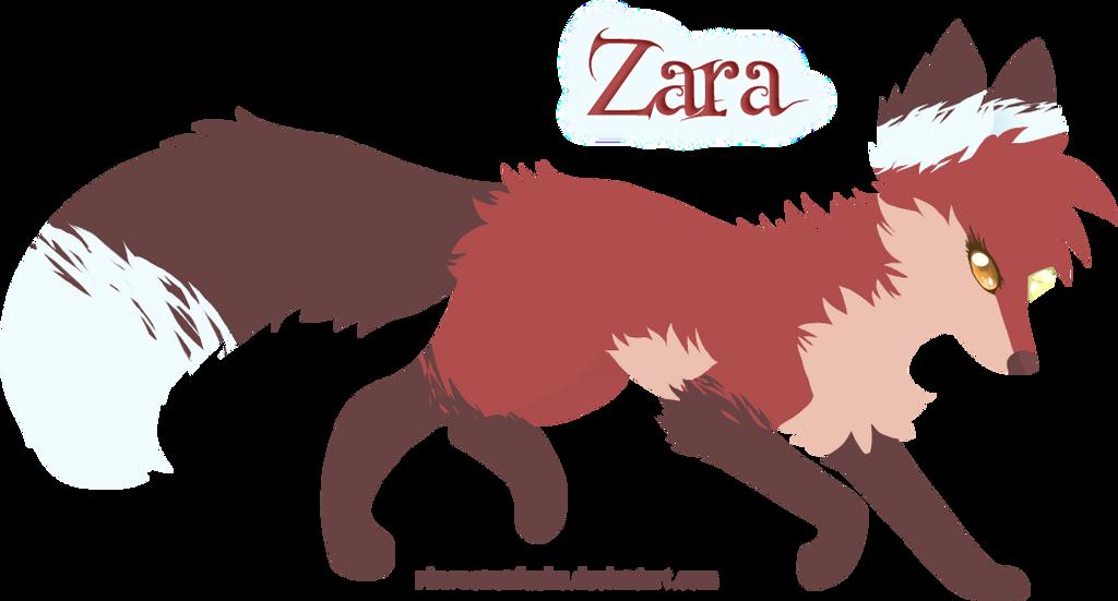 Lightning Fire - Zara by Pharaonenfuchs