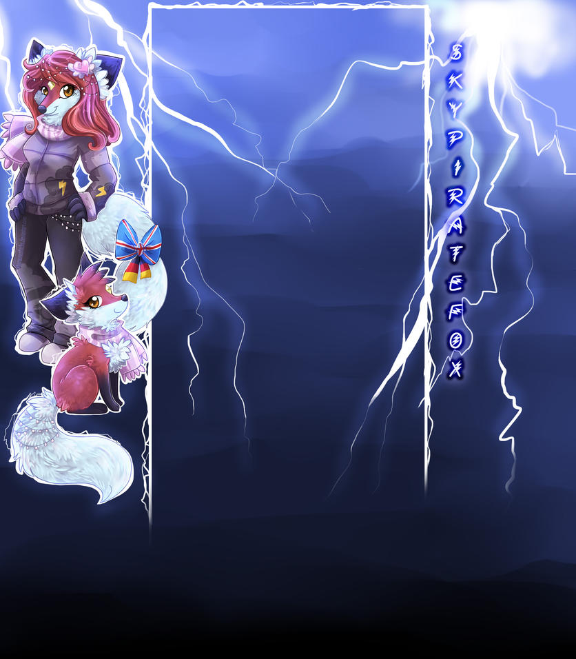 My YouTube Background X3 by Pharaonenfuchs